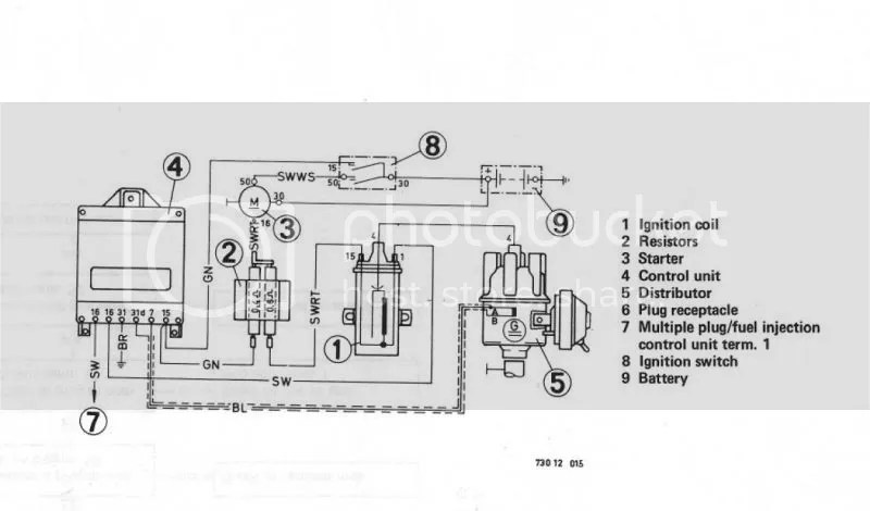 1989 Bmw 635csi Wiring Diagram 1989 BMW 6 Series Wiring