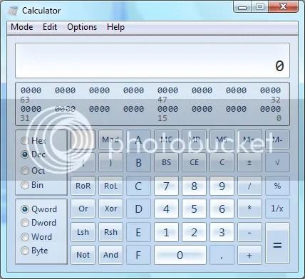 A nova calculadora presente no novo Windows