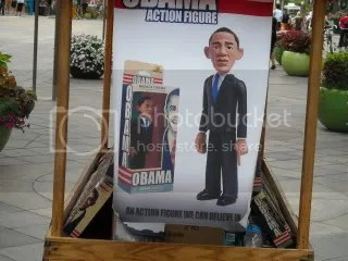 An action figure we can believe in