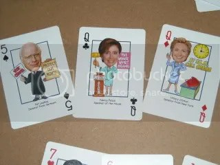 Leahy, Pelosi, and Hillary
