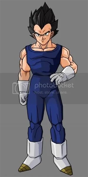 Vegeta(normal-jumpsuit)