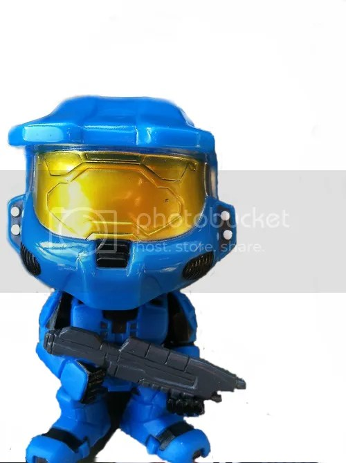 Image result for master chief blue pop
