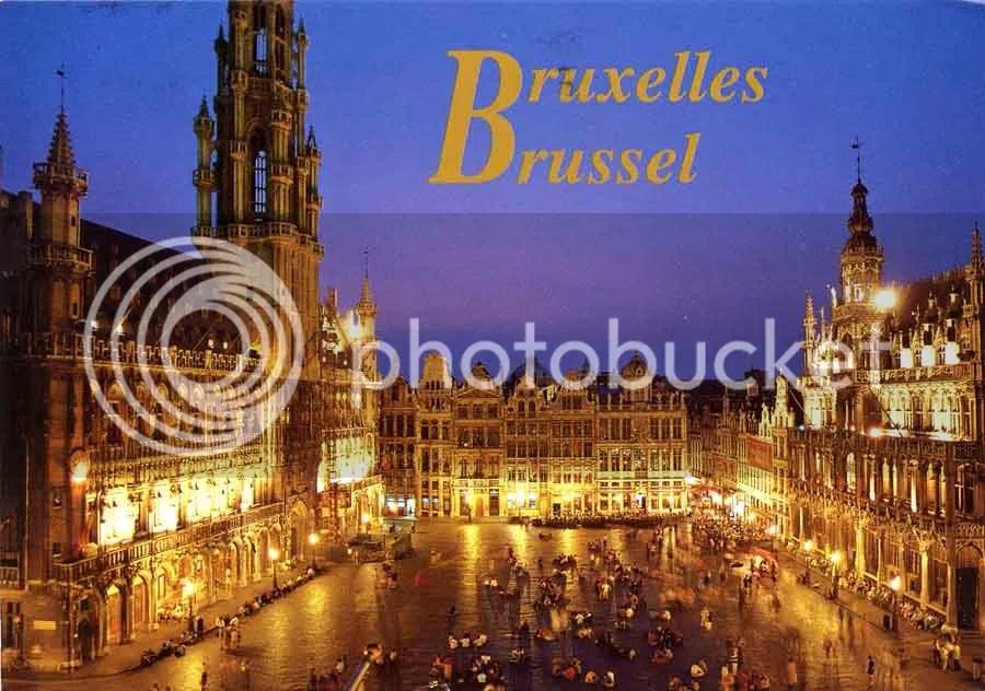 La Bote Aux Lettres Du Monde Carte Postale De Belgique