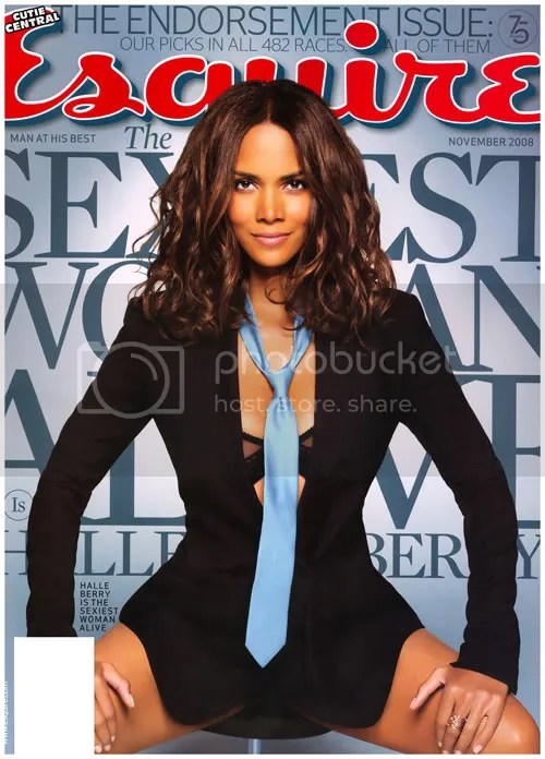 Halle Berry Is Sexiest Girl Alive