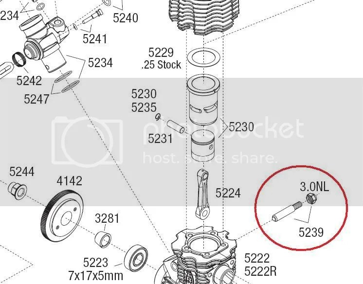 Removing Carburetor On Trx 2.5