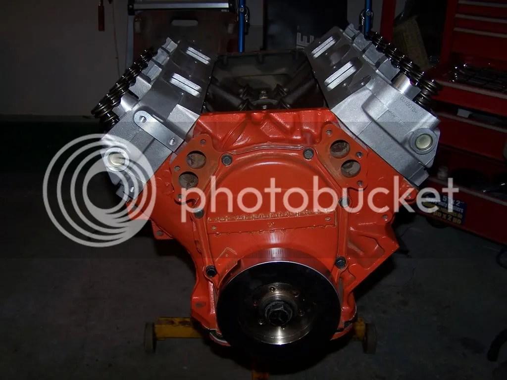 Durango Engine Hemi 57