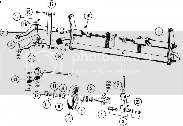 Ford 292 Engine Diagram 292 Ford Power Steering Wiring