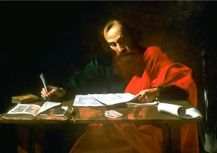 apostle paul photo: The APOSTLE PAUL PAULATDESK-1.jpg