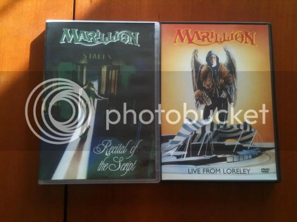 My Marillion DVD
