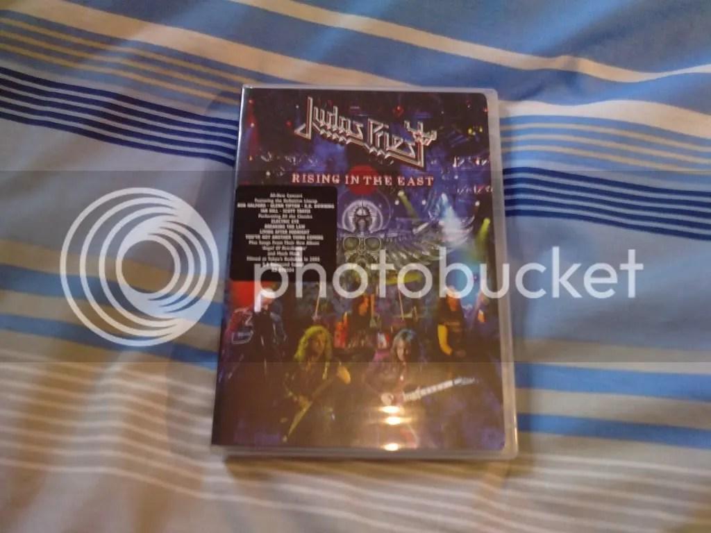 My Judas Priest dvd