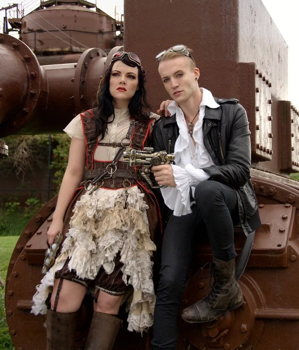 1000 Steampunk Chaps Couples & Families