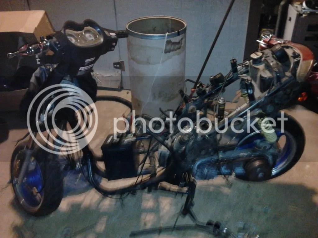2008 jonway 150cc scooter wiring diagram quadrajet electric choke moto build thread doc forum