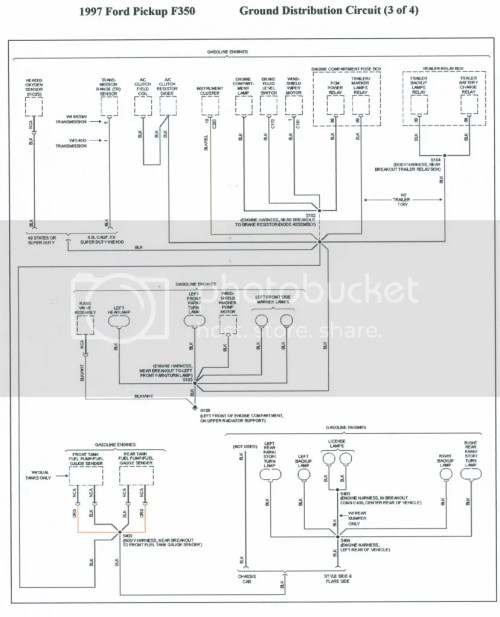 small resolution of 1996 f 350 instrument p wiring diagram truck forum on ford