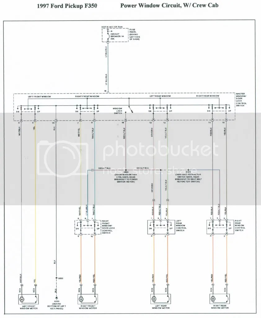 medium resolution of f350 windshield wiper wiring diagram