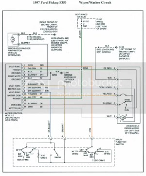 ISO: plete hardcopy wiring diagram  Ford Truck Enthusiasts Forums