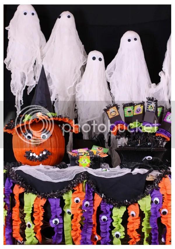 Halloween Menurut Islam : halloween, menurut, islam, Amanda's, Parties, Halloween, Dessert, Party, Tables