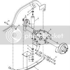 1989 Ezgo Marathon Gas Wiring Diagram Gfi Install Motor Www Toyskids Co Rear Differential Application 1988 1991