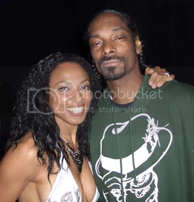 Snoop Dogg & Victoria Vives