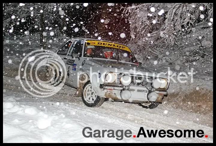 Rally Escort