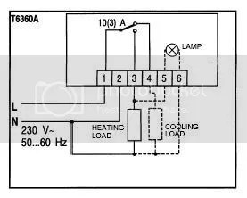 house wiring diagram: Duotherm Analog Hunter Digital