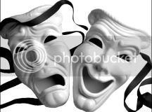 Drama Masks Photo by keithzworld   Photobucket