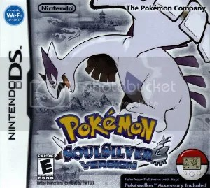 Pokemon: Soul Silver