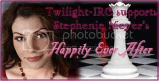 Twilight-IRC supports Stephenie Meyer