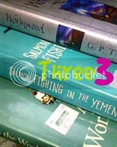 3 hb books