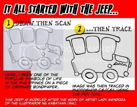 it all starts with the jeep