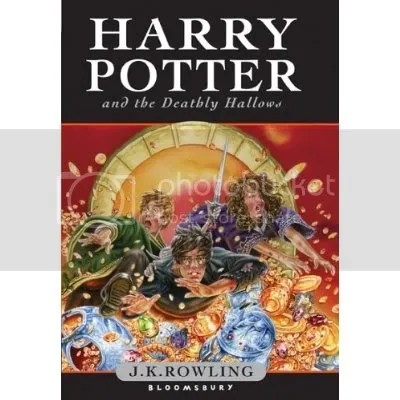harry potter and the deathly hallows - uk ed