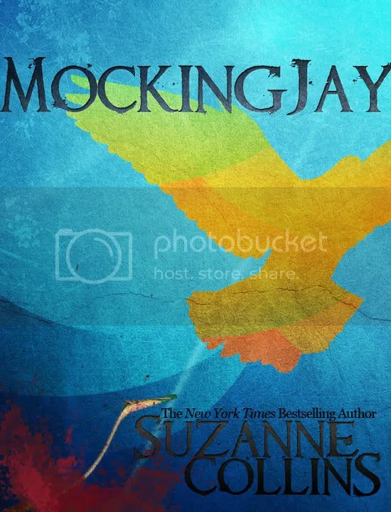 Jaysee Pingkian's Mockingjay Cover Design Contest Entry