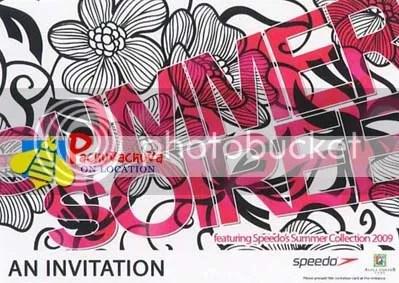 summer soiree invite