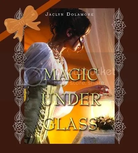 magic under glass - us edition