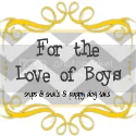 For the Love of Boys