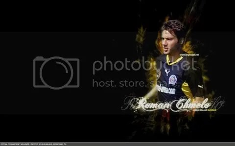 Wallpaper Roman Chmelo