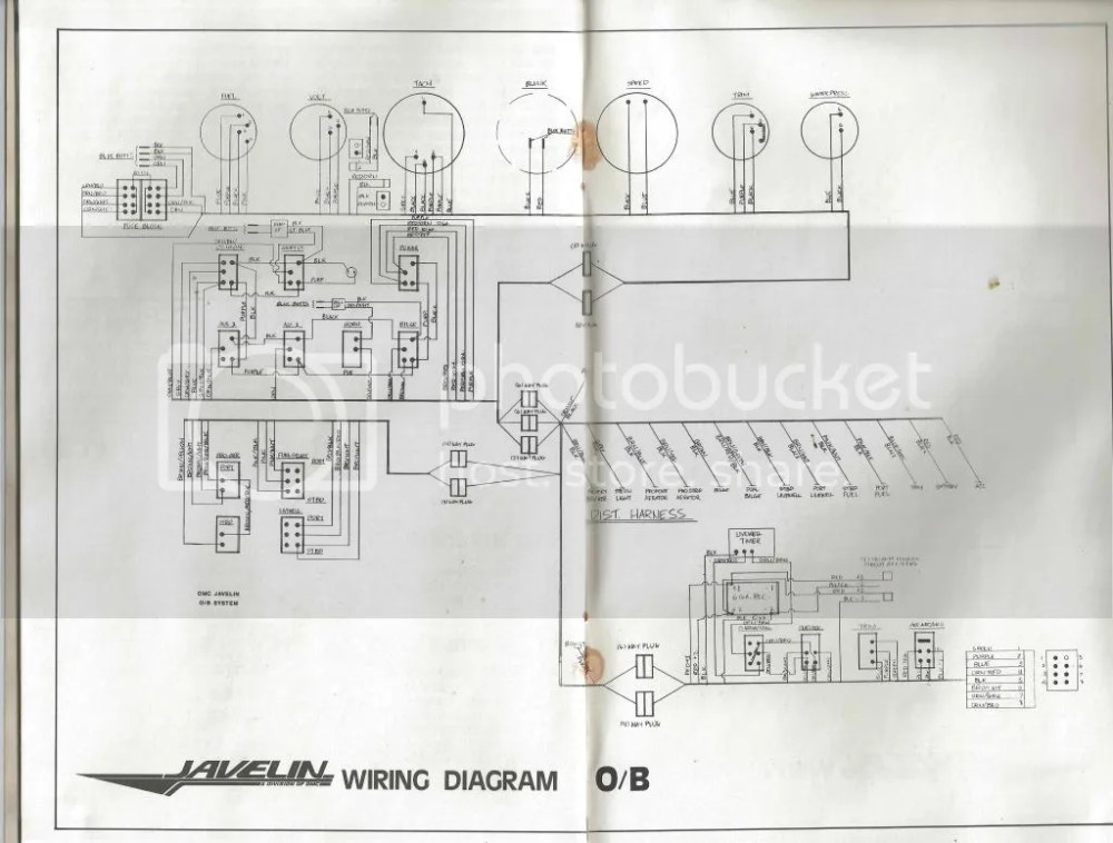 medium resolution of javelin boat wiring diagram schematics 4 wire trailer light schematic 2003 champion boat wiring diagram simple