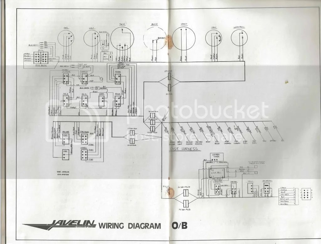 hight resolution of javelin boat wiring diagram schematics 4 wire trailer light schematic 2003 champion boat wiring diagram simple