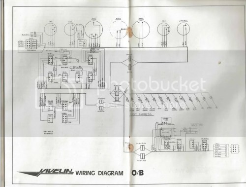 small resolution of javelin boat wiring diagram schematics 4 wire trailer light schematic 2003 champion boat wiring diagram simple
