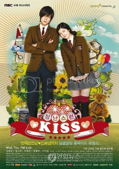 Image result for Playful kiss poster kdrama