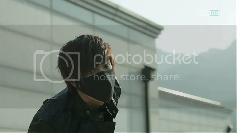 Image result for City Hunter Yoon Sung being shot