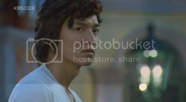 my favorite scene in the series - jun pyo being a cold SOB