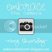 embrace the camera