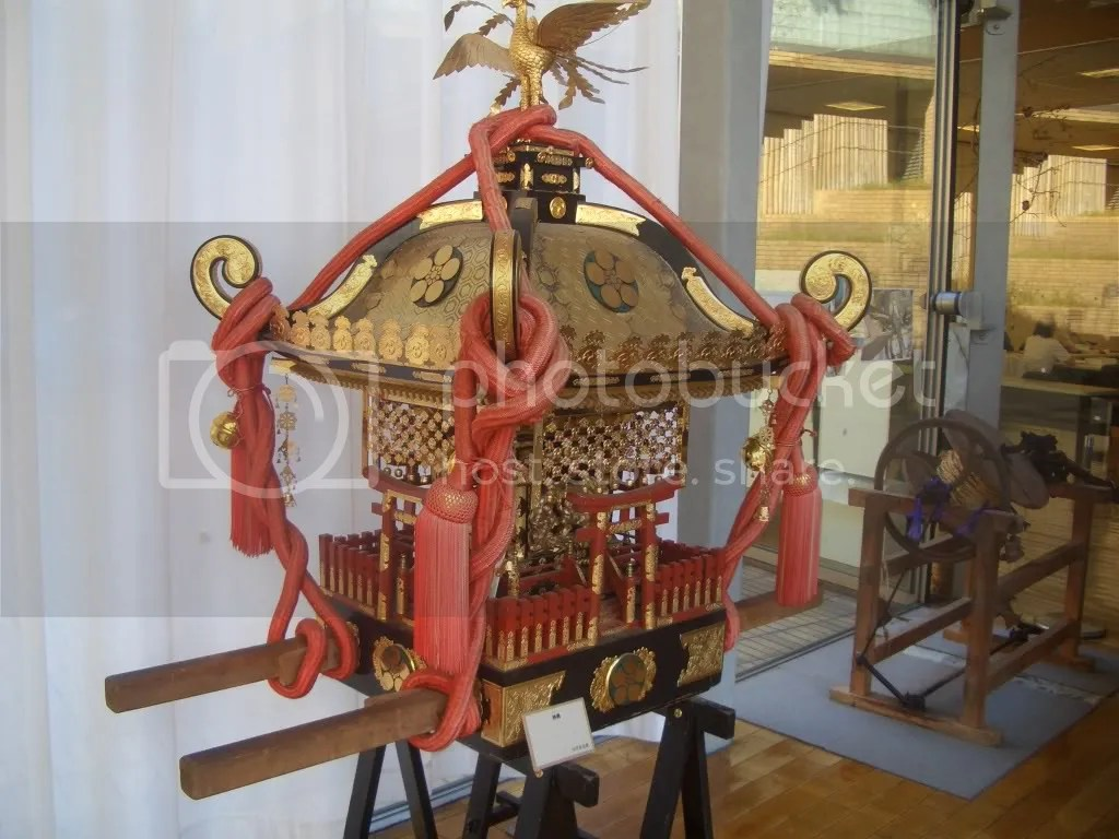 Mikoshi - portable shrine