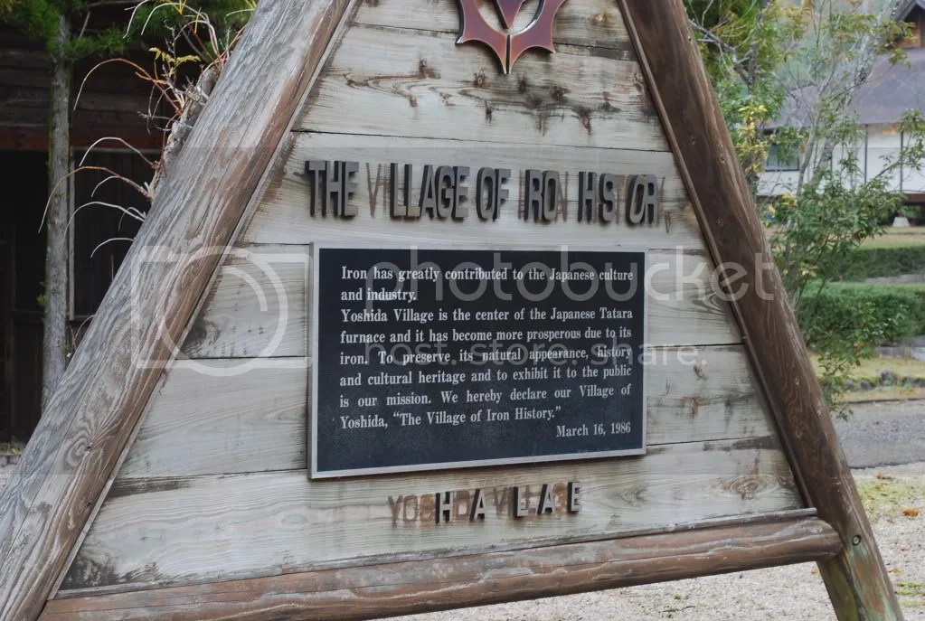 village of iron history