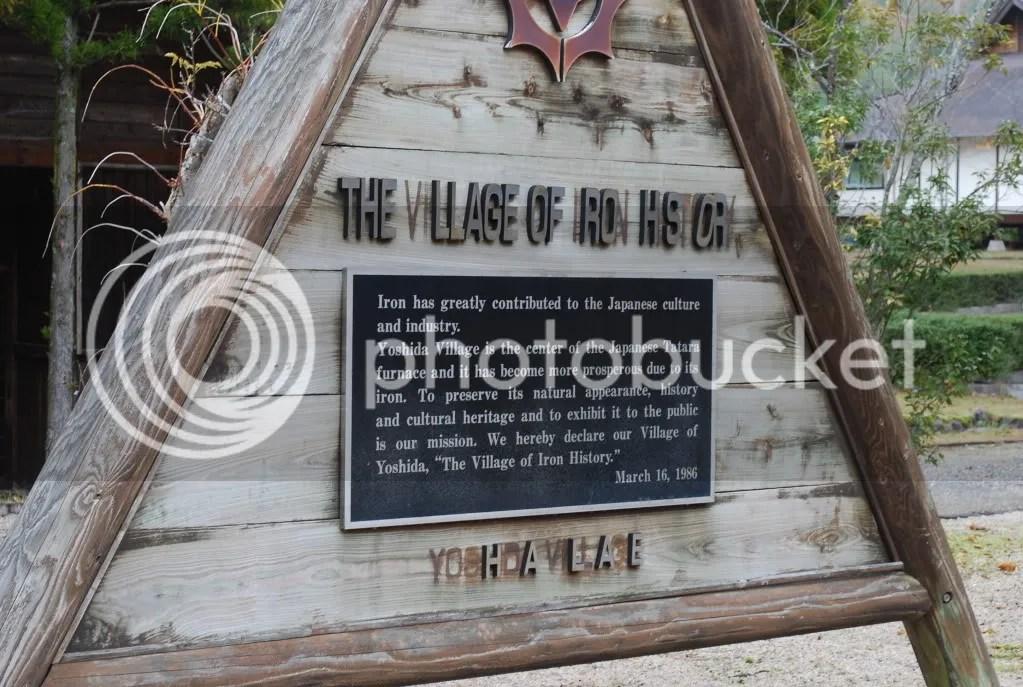 village of iron history