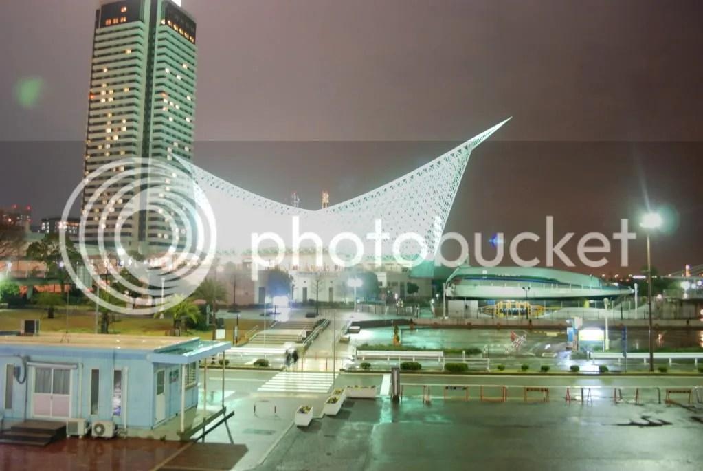The iconic Kobe Maritime Museum