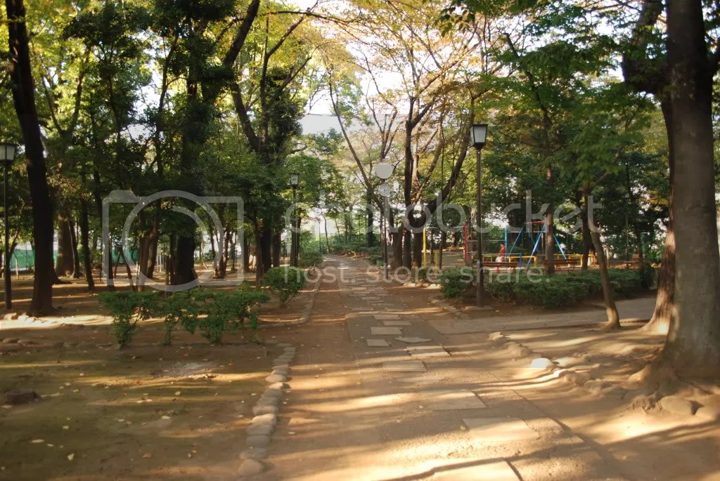 park by the station