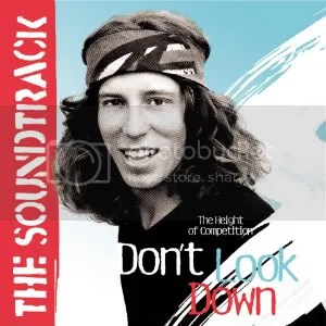 Don't Look Down Soundtrack Art