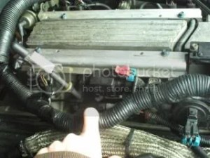 Plugged vaccuum lines on 96 Caprice LT1  Chevy Impala SS