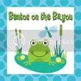 Bentos on the Bayou